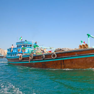 Kenyan-Boat