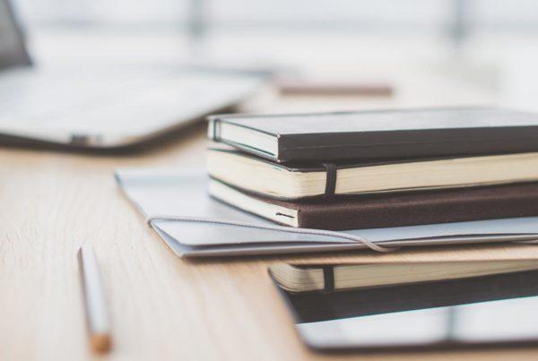 Notebooks-on-Desk