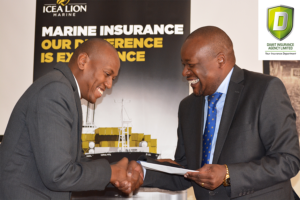 Ken Kairu Dawit Insurance ICEALION Awards